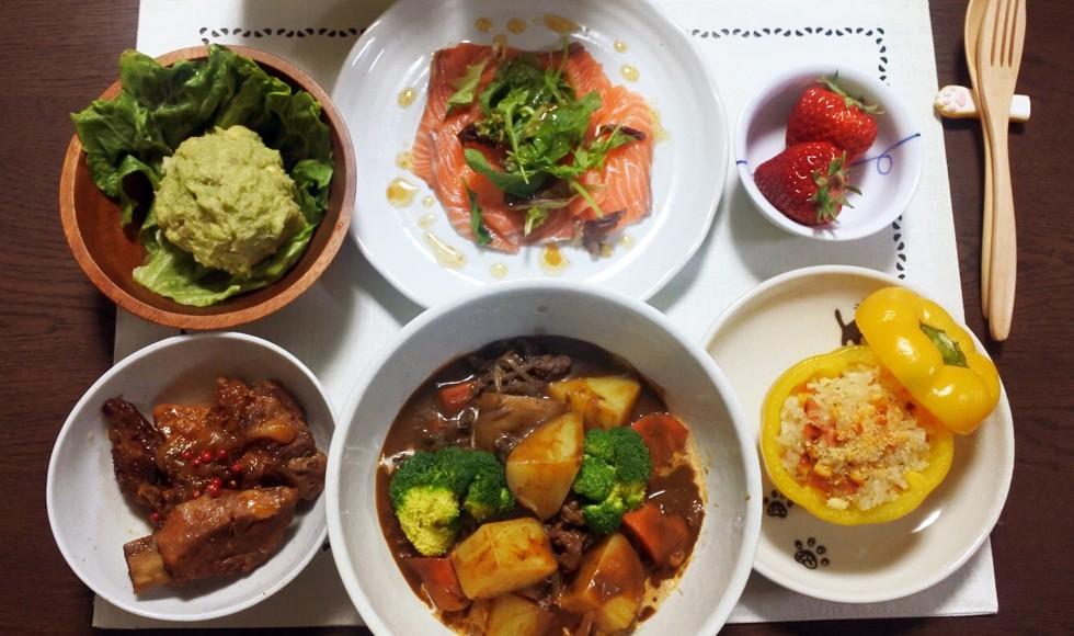 第2回 サワノアキラ「お祝いお家ご飯」