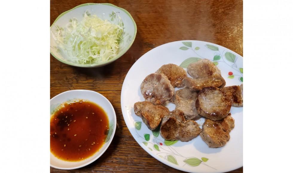 第55回 笹 塔五郎「豚ヒレ肉&キャベツ」